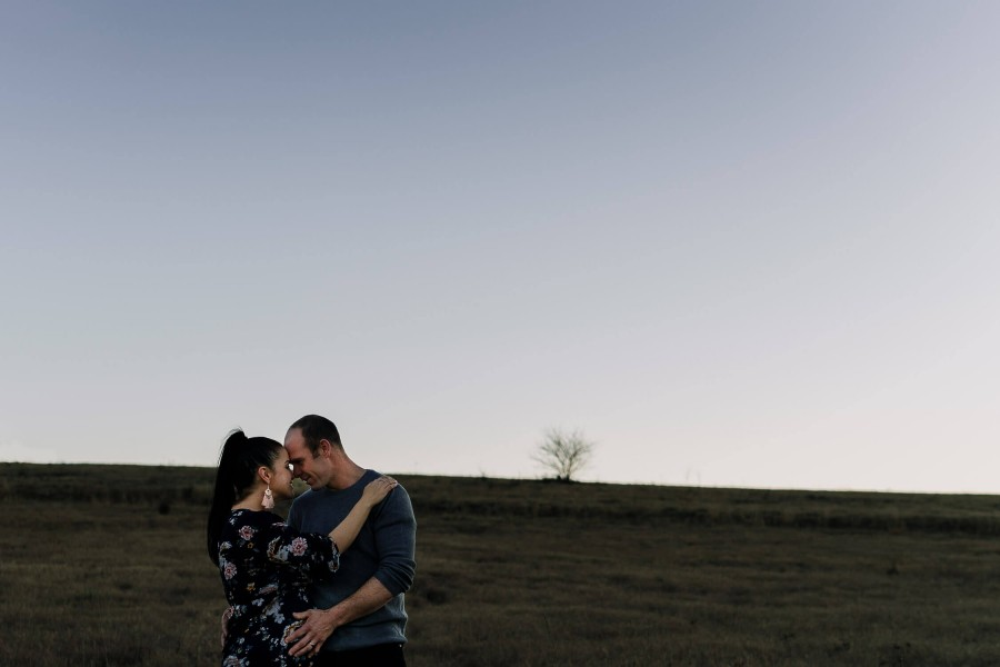 Maternity photo shoot in Rouse Hill, NSW, Australia