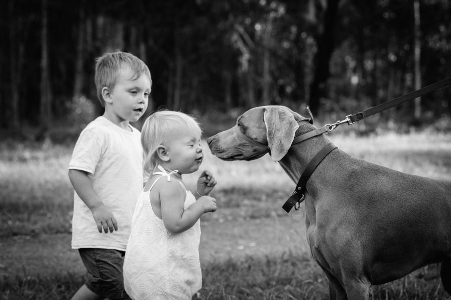 Children's shoot Castle Hill, NSW, Australia