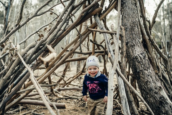 Children's shoot in Rouse Hill, NSW, Australia