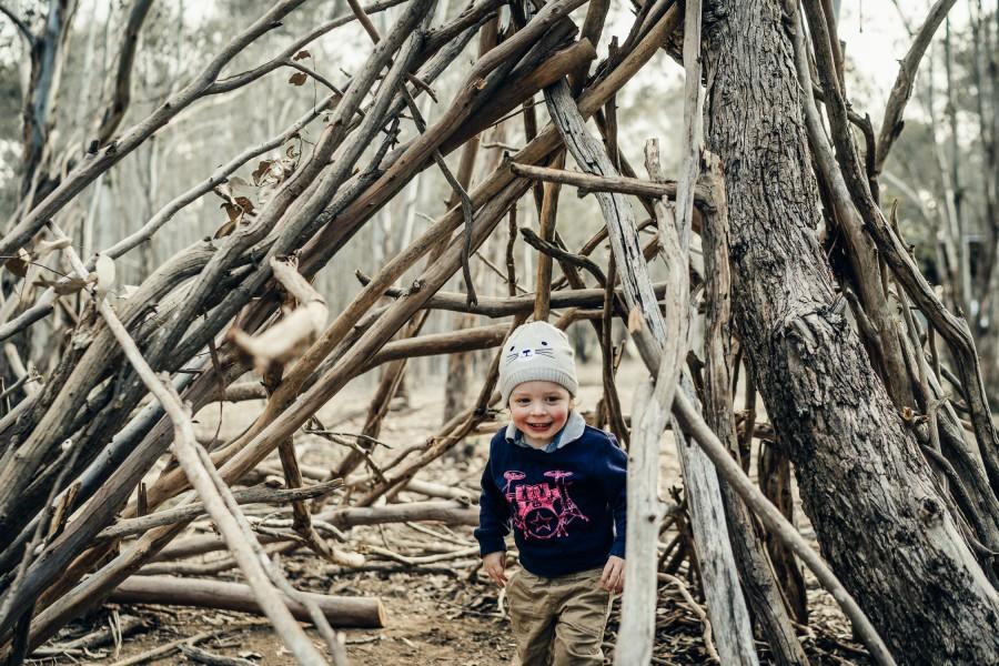 Children's shoot in Rouse Hill, NSW, Australia