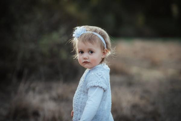 Baby shoot in Cattai, NSW, Australia