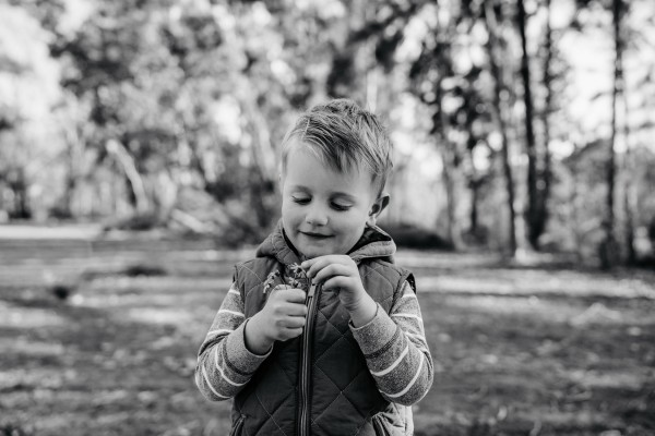 Childrens shoot in Cattai, NSW, Australia