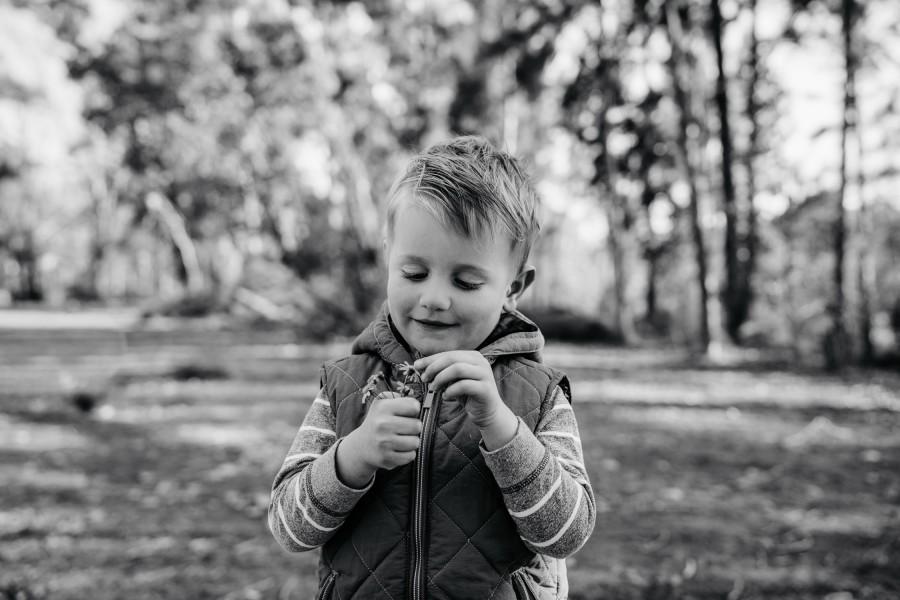 Childrens shoot in Cattai, NSW, Australia