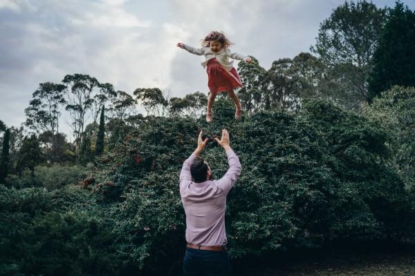 Family shoot in Galston, NSW, Australia