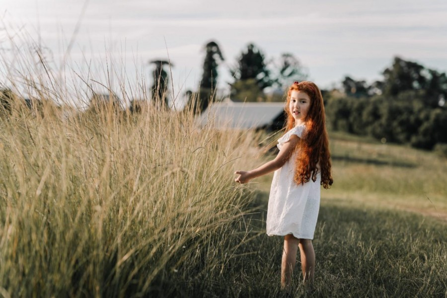 Childrens shoot Rouse Hill Regional Park, NSW, Australia