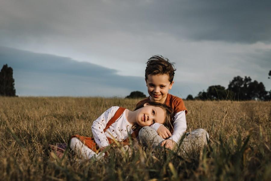 Family shoot in Rouse Hill, NSW, Australia