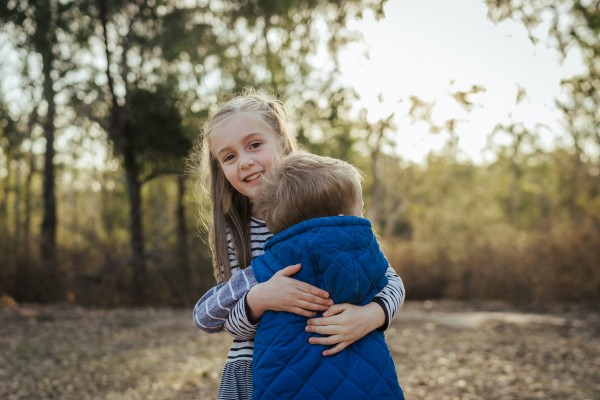 Children's shoot in Cattal, NSW, Australia