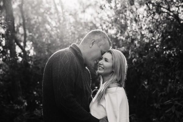 Couple shoot in Cattai, NSW, Australia