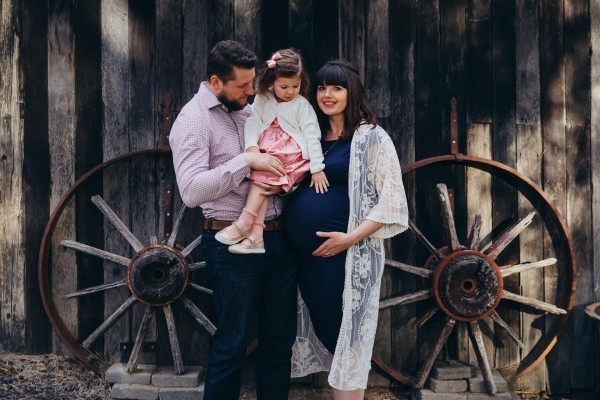 Family shoot in Galston, NSW, Australia