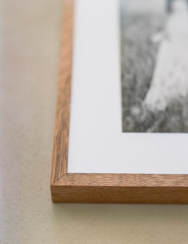 Nerissa J frame and print details
