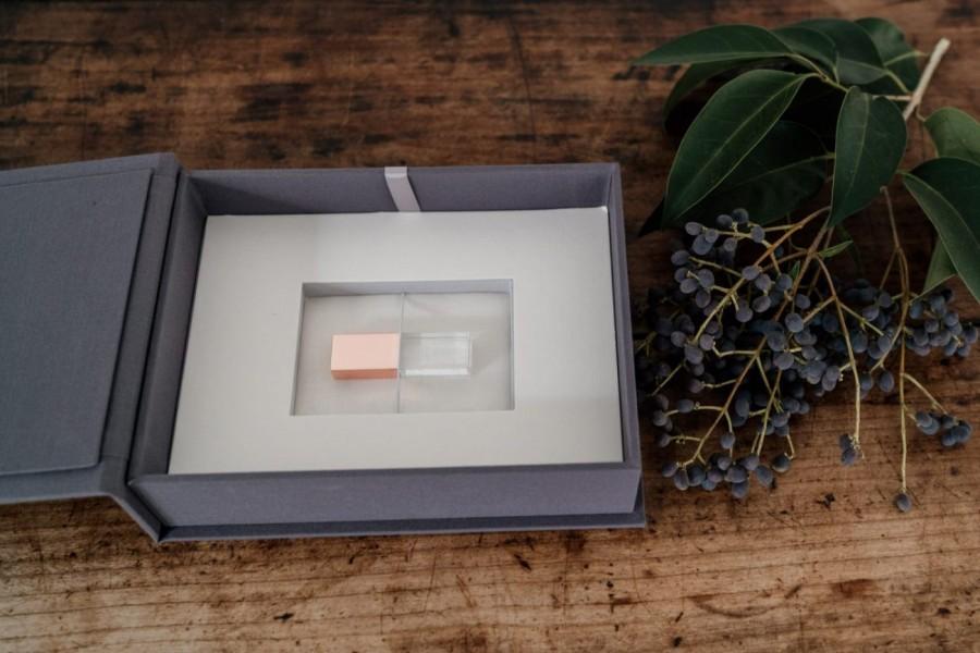 Nerissa J print box and USB